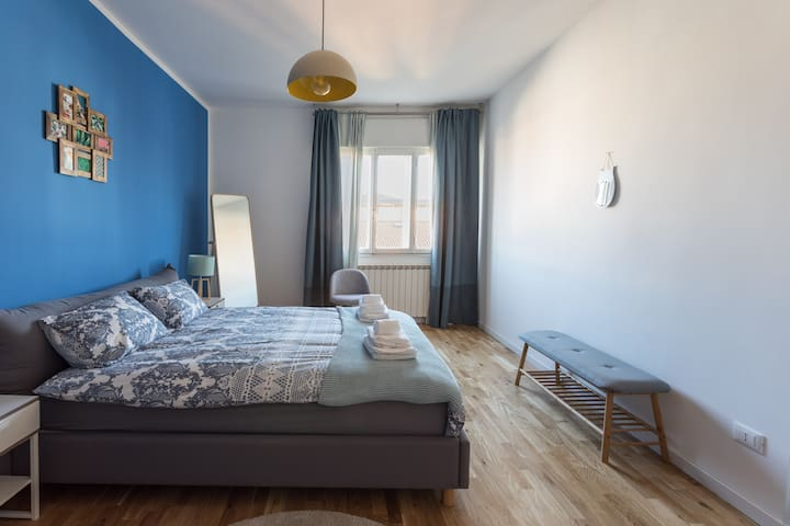 Stylish Apartment, direct tram to Venice