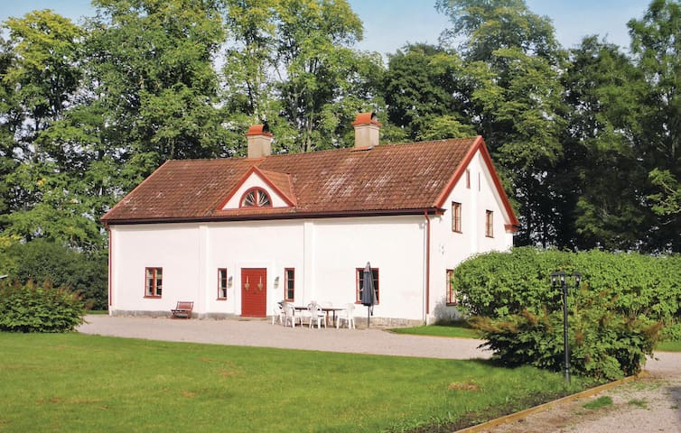 Holiday cottage with 4 bedrooms on 200 m² in Vetlanda