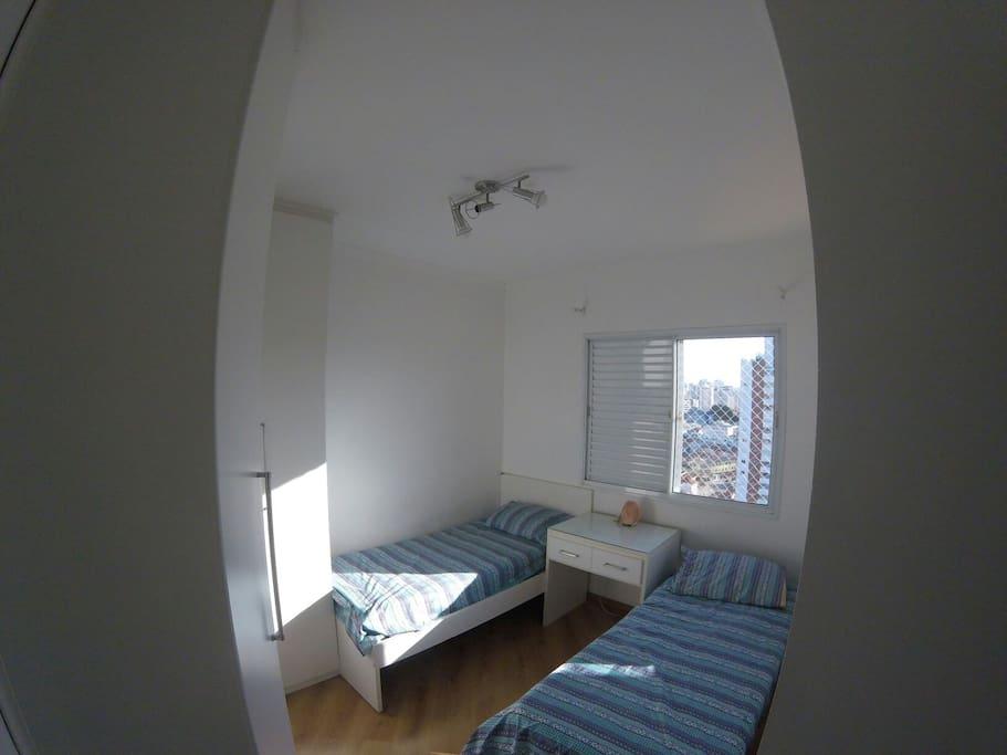 Visão 2 do quarto