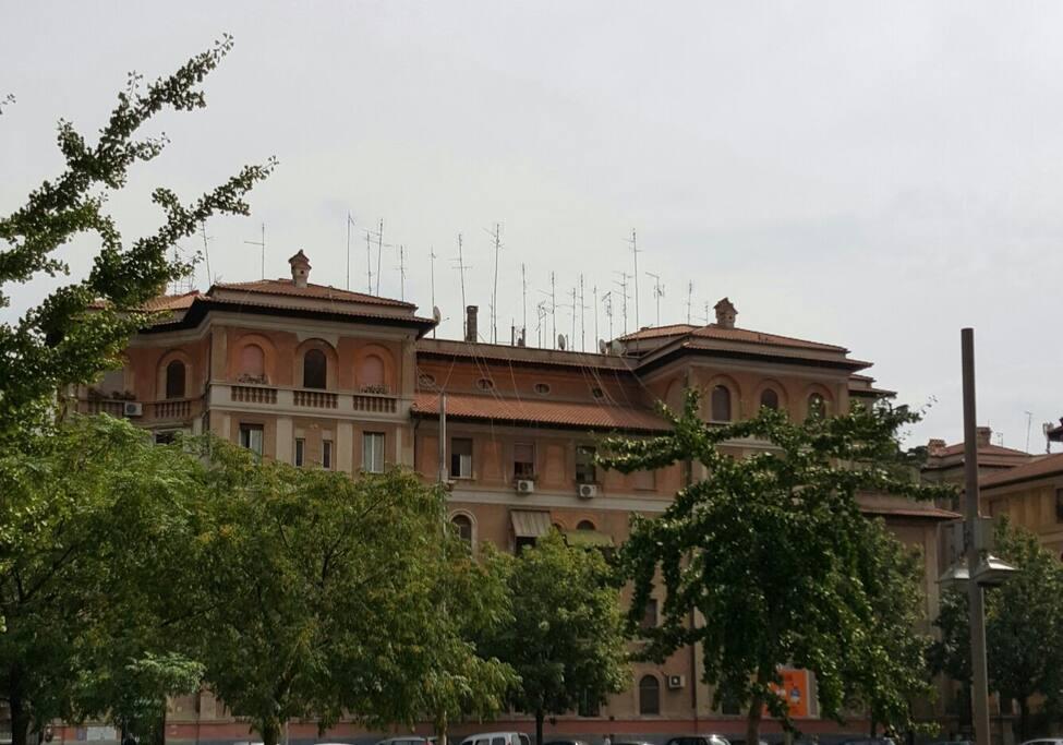 Quiete in trastevere apartments for rent in rome lazio for Airbnb roma