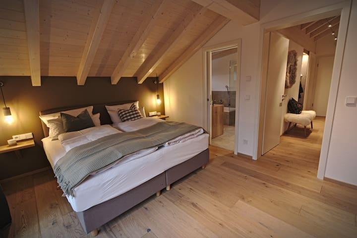 DAS ALPIENTE (DG) - Neue Ferienwohnung im Allgäu - Sonthofen - Apartment