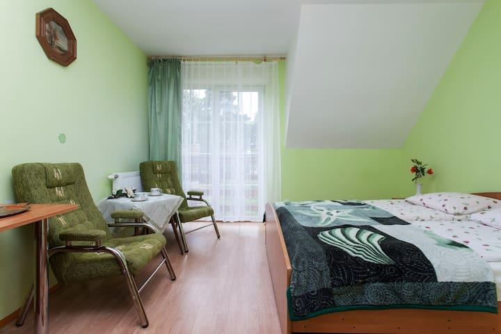 Villa Ula Pensjonat Pobierowo pokój 2 os