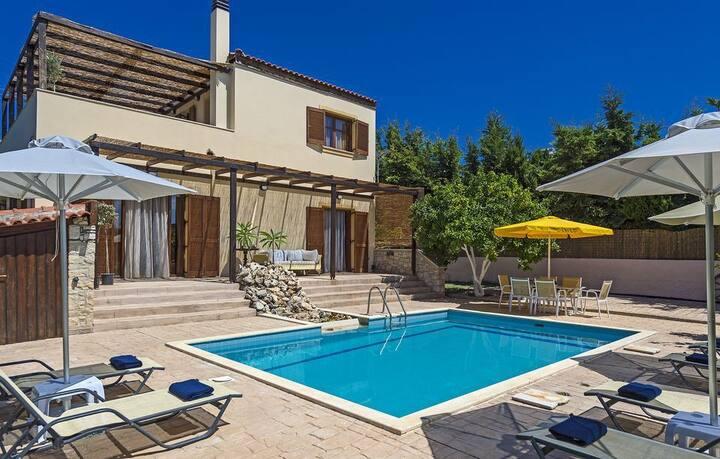 Villa Citrus - Modern and cosy Villa