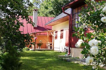 Domček nad Trojicou - malý Apartmán s výhľadom