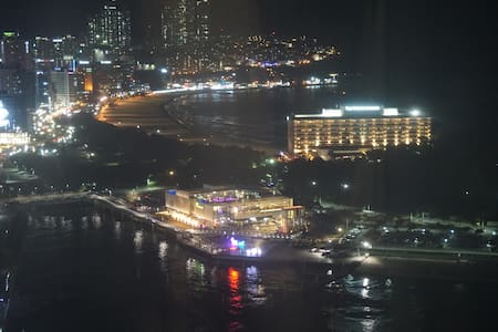 Haeundae Marine city, the Bay 101,Dongbaek Island - Haeundae-gu - Serviced apartment