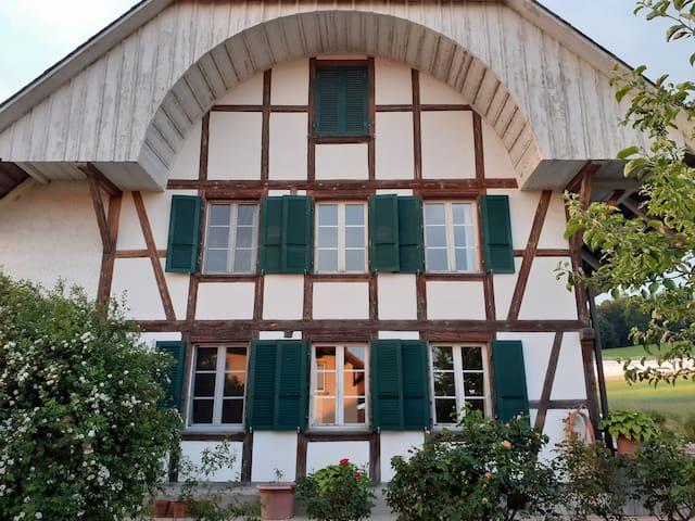 Gemütliches Zuhause mit Garten in Detligen