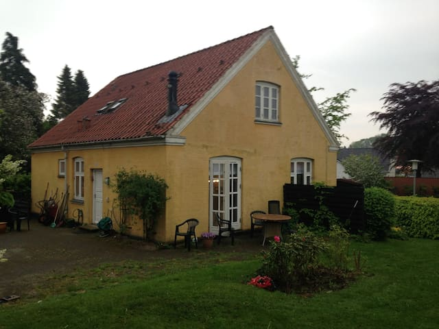 Cosy house in historical Jelling - Jelling - House