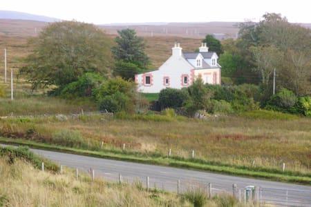 The Rowans, Dunvegan, Isle of Skye - Hus