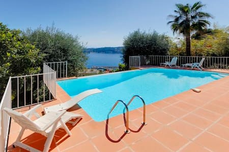 Villa with views to set your heart on fire! - Villefranche-sur-Mer