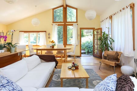 Sunny Home Surrounded by Woods - Woodacre - House