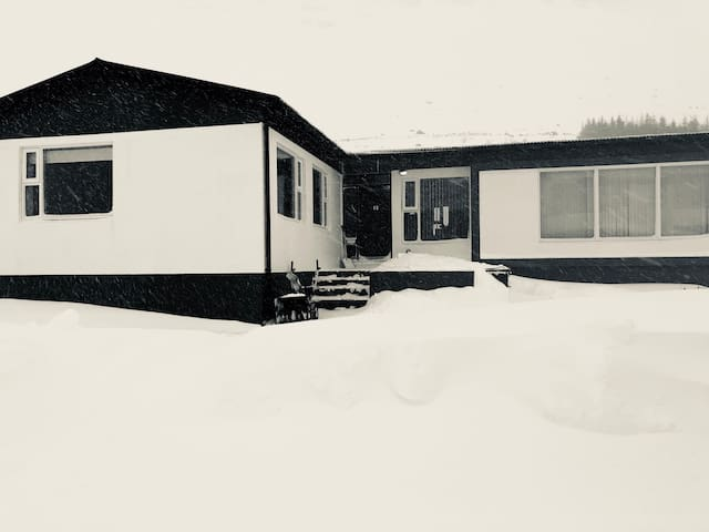 Quiet and peaceful property in the Westfjords