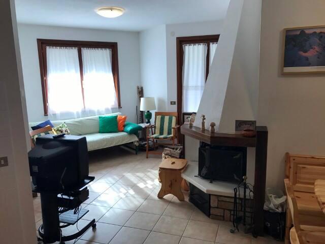 Luminoso appartamento sull'Appenino Tosco-Emiliano