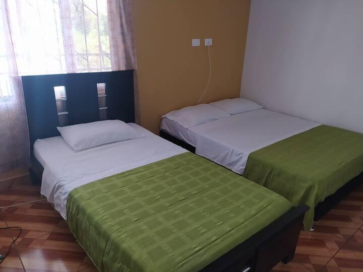 Finca Hotel El Guadual - Habitación triple