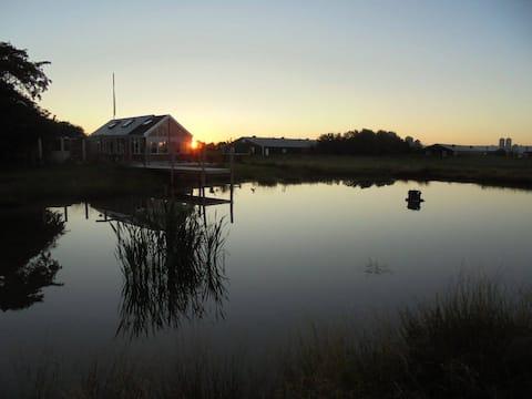 Ο αγροτουρισμός στο Pilegården - Βαρέλια