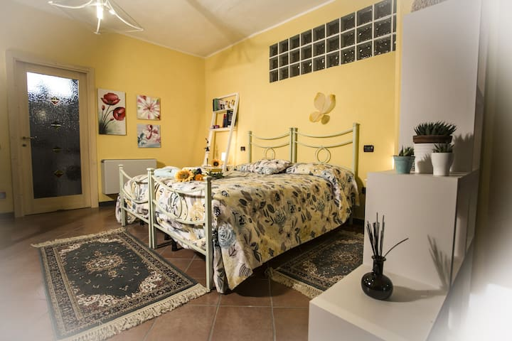 Apartment quiet and peaceful - Bagnoregio - Apartmen