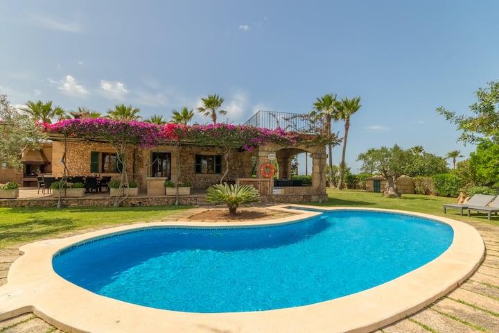 Holiday House Miquel Camp 5*Home Mallorca