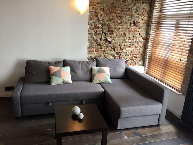 Walloon Sight - Liège - Apartament