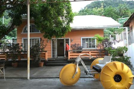 BeachFront House, Anilao - Kayak, Jetski & Diving! - Tanauan - Villa