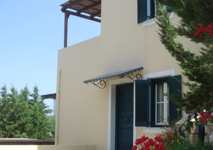 Spetses Villa View
