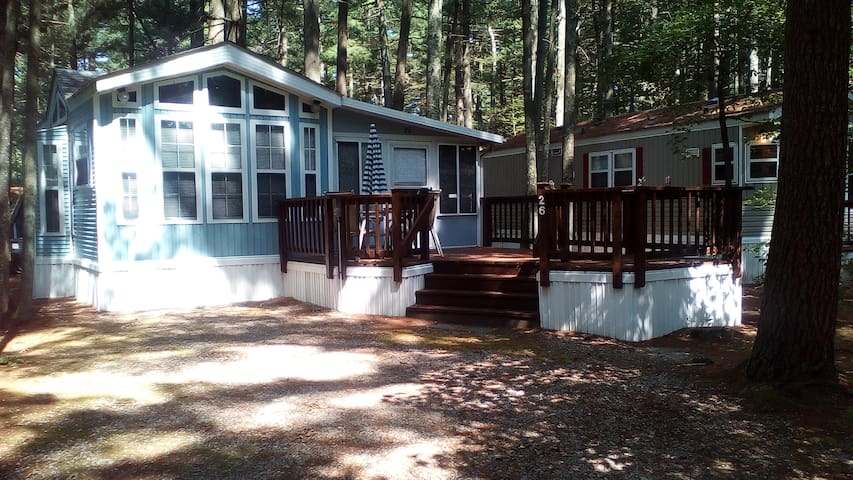 Egg Harbor River Resort: Lot 26