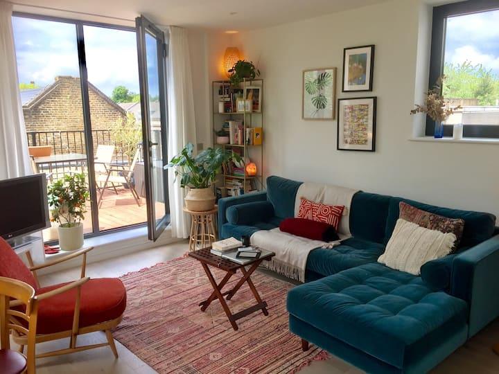 Modern flat in the heart of hackney