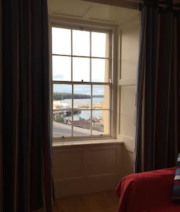 Apartment overlooking harbour with sea views - Dunmore East