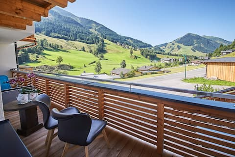 Ski & Bike Appartement (112m²)