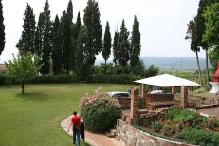 Villa Wanda - Enchanting Villa in Tuscany - Provincia di Siena