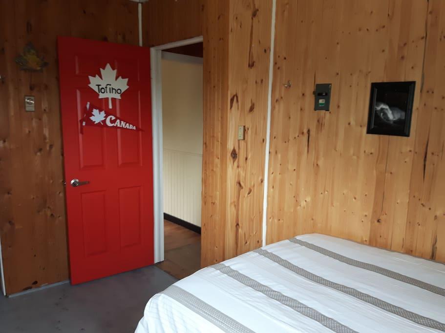 Tofino Bedroom