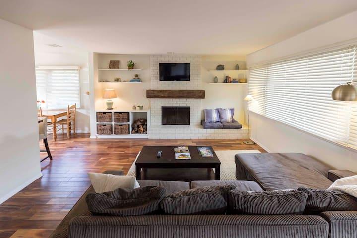Montecito 2br Retreat - มอนเตซิโต - บ้าน