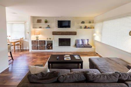 Montecito 2br Retreat - Montecito - Casa