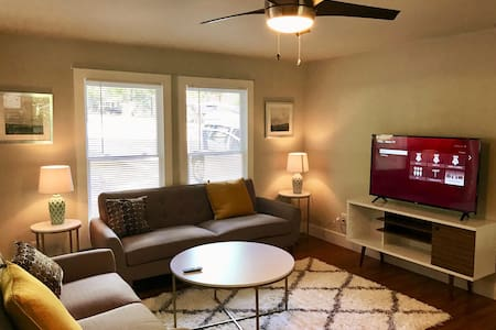 Comfy 4 beds/2bath Retreat in Peachtree City