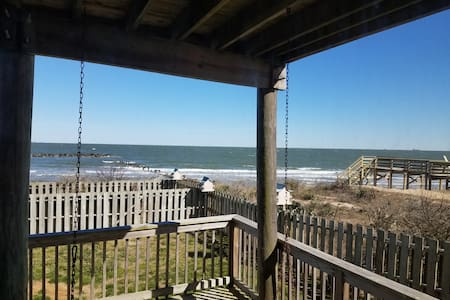 Ocean Front Willoughby Spit In Law Suite Apartment - Norfolk - Daire