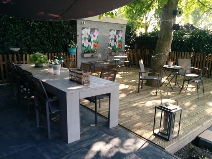 Peel & Maas, 25 min. from Venlo, Roermond (shared)