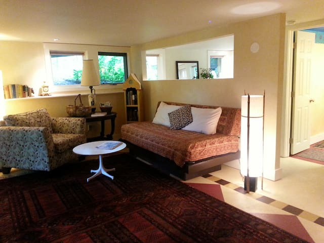 Cozy Ground Floor Suite, Close to Lake Champlain - South Burlington - Ház