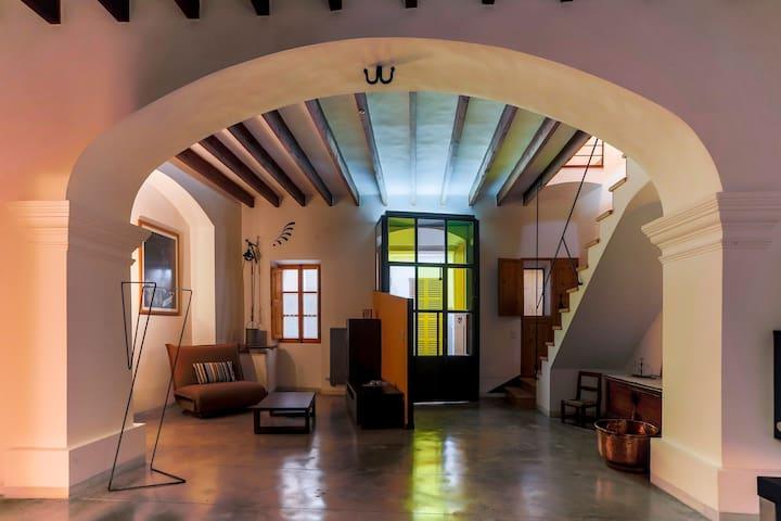 Casa de disseny a Sineu