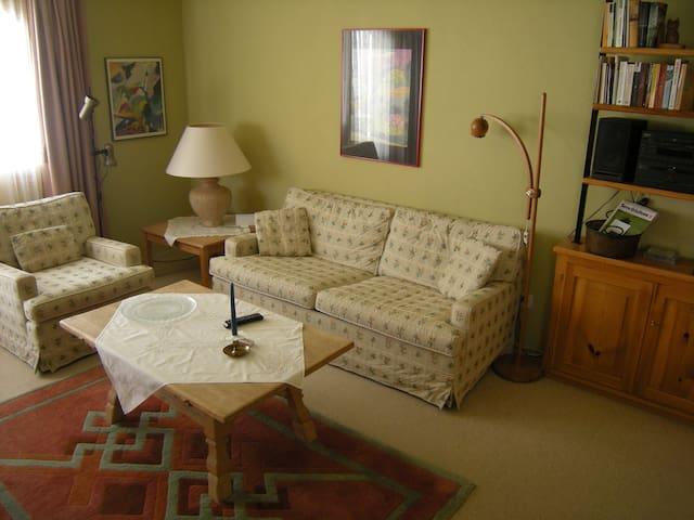 Apartment 204 Pra d'Sura / Maloja / Engadine