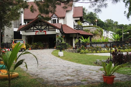 Pearl Hill Resort·Standard room for two beds - Tanjung Bungah - 別荘