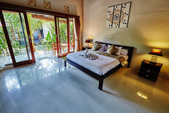 Matra Deluxe room in canggu 5
