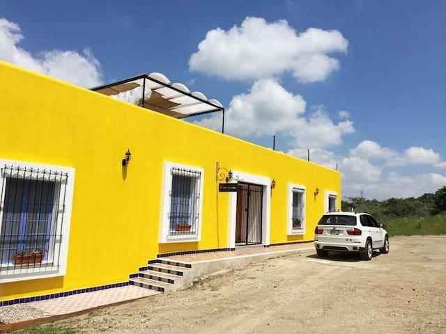 """Casa Rural """"El Patio de mi Casa"""" Güera"""