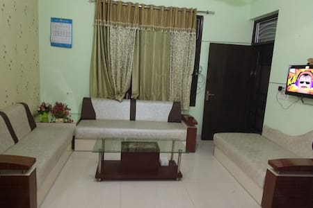 Luxurious STAY ,2 BHK   (15 Mint  DRIVE TO TEMPLE)