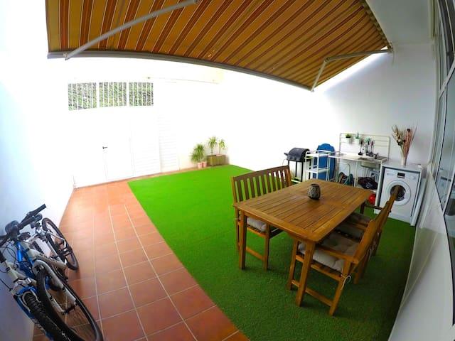 Loft Las Pardelas en el pueblo de San Andrés