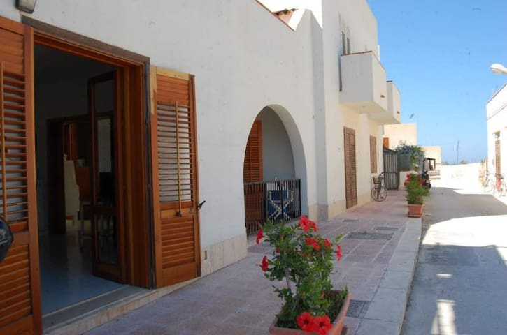 Confortevole appartamento nel centro di Favignana