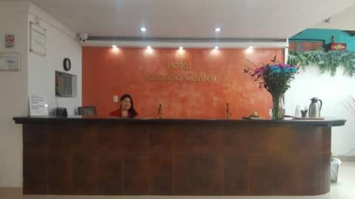 CUCUTA HOTEL VASCONIA