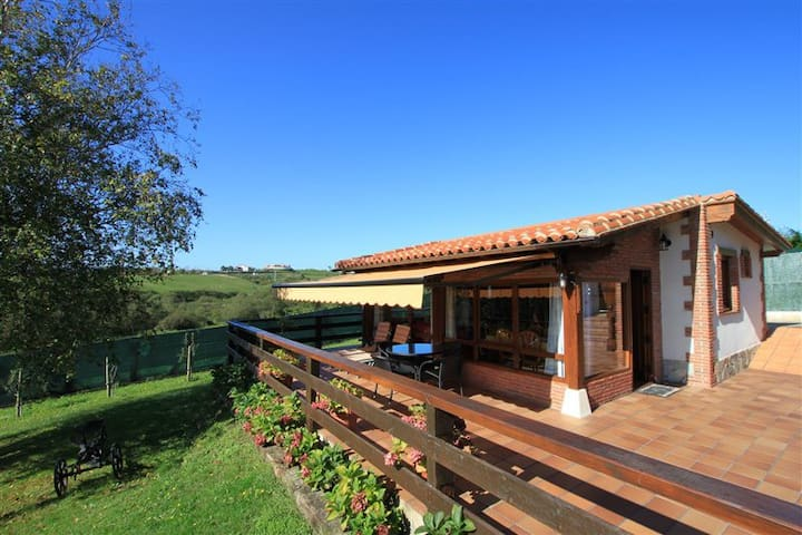 Casa en Parque Natural de Oyambre