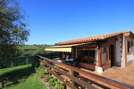 Casa en Parque Natural de Oyambre - 코미야스