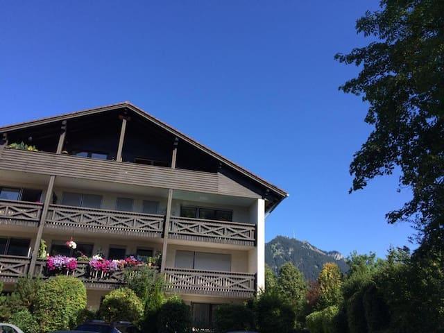 Wohnung Edelweiß mit Panoramablick