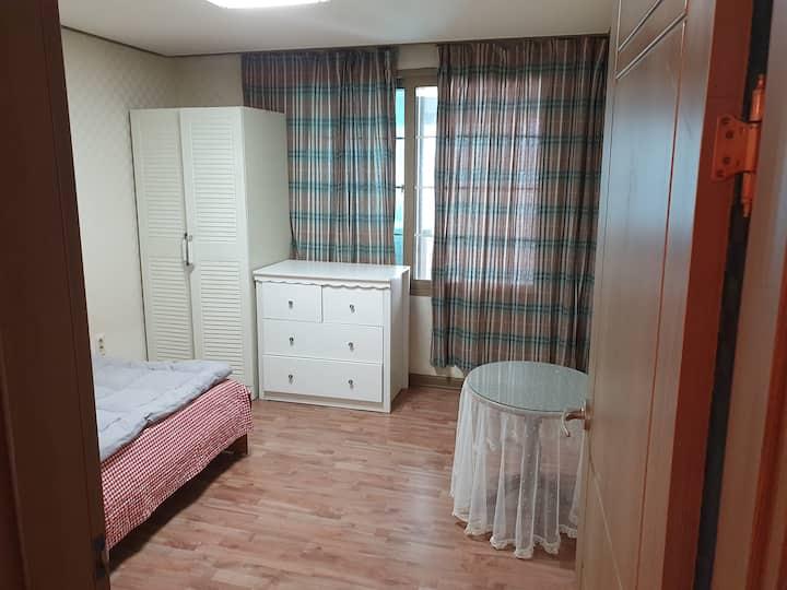 깨끗하고자유로운숙소