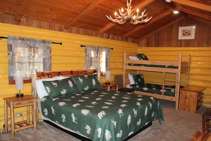 Ashton Historic Log Cabins 7