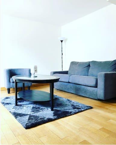 Beautiful furnished studio near Place de L'Opera